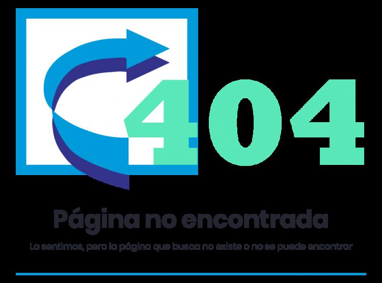 Imagen Página Error 404